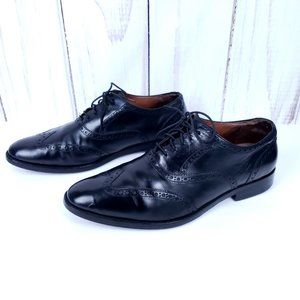 Cole Haan Preston 12M Oxford Wingtip Dress Shoes